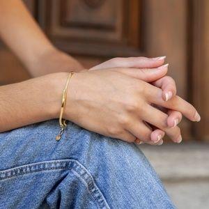 Gold Skagen Bracelet